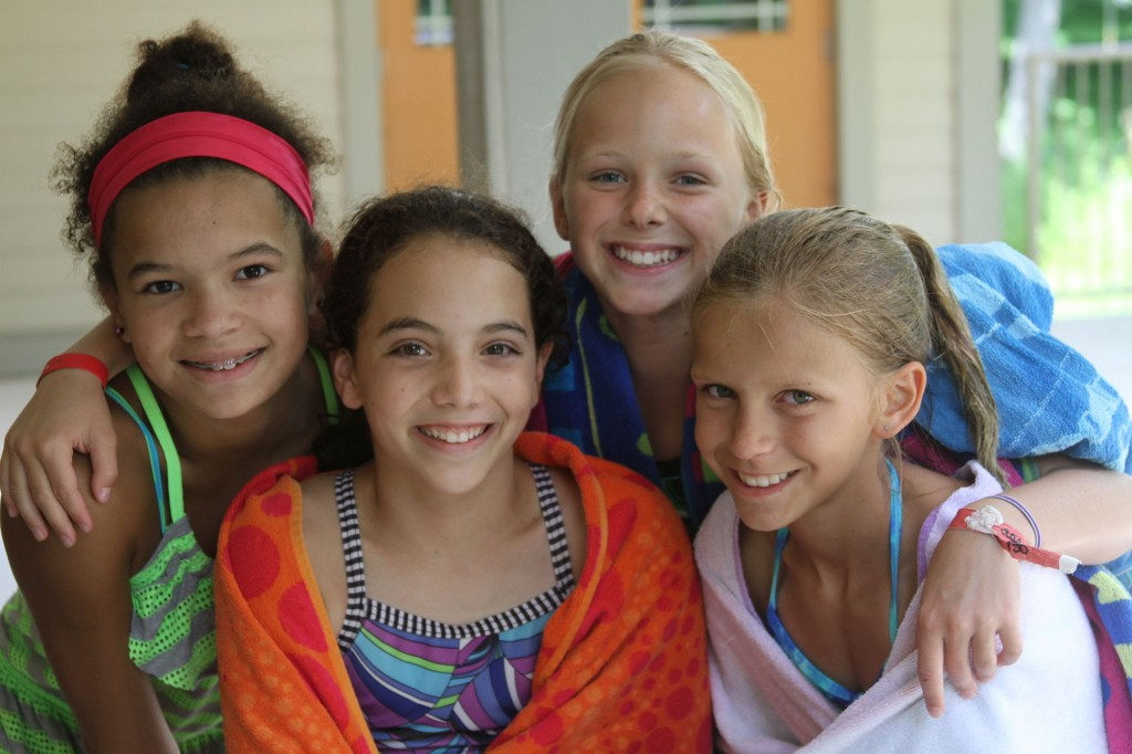 Camp Promotes Healthy Living
